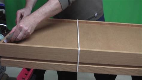 How To Repair A Broken Drawer By Walt Barrett Css3 Drawer Menu Small Console Tables With Drawers How To Put Back In Desk Set Of On Wheels Adjust Blum Hinges Natural Cotton Canvas Liner Sterilite 3 Espresso Sub Zero Double Refrigerator