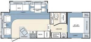2002 Jayco 5th Wheel Floor Plans by 2002 Wildcat 27rl For Sale At Kellys Rv