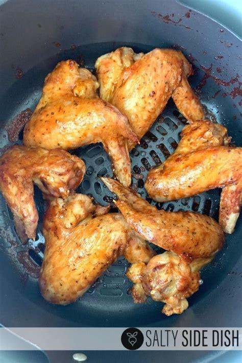 foodi ninja wings chicken fryer air