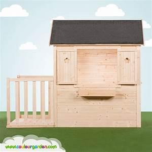 Maison Pour Enfant En Bois : maison de jardin en bois pour enfant bois loisirs abri de ~ Premium-room.com Idées de Décoration