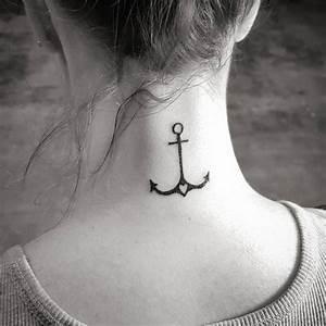 Tatouage Ancre Signification : tatouage ancre marine 50 jolis dessins qui nous font ~ Nature-et-papiers.com Idées de Décoration