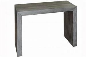 Table A Rallonge Pas Cher : console extensible design pas cher ~ Teatrodelosmanantiales.com Idées de Décoration