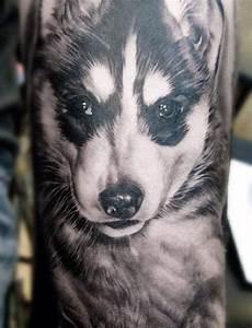 Tatuajes de perros Tatuajes