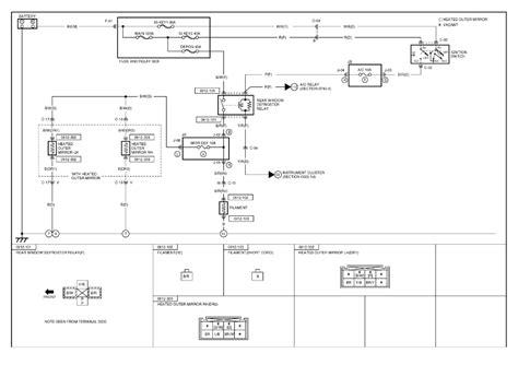 2005 F150 Window Wiring Diagram by 2008 Ford F150 Power Sliding Rear Window Defrost Wiring