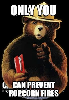 Smokey The Bear Meme Generator - meme creator it s up to you to get your code reviewed