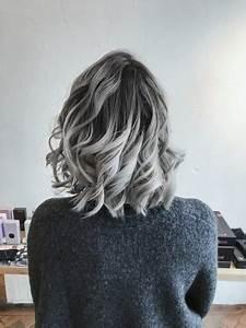 Haare Grau Frben Granny Hair Look Thefashionanarchy