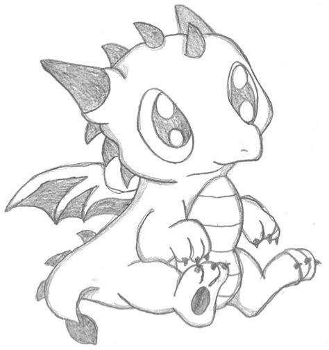 Best Dragon Drawings Easy Ideas And Images On Bing Find What You