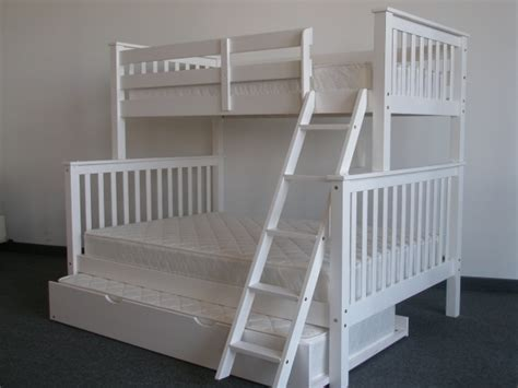 save on twin over full bunk bed with trundle white