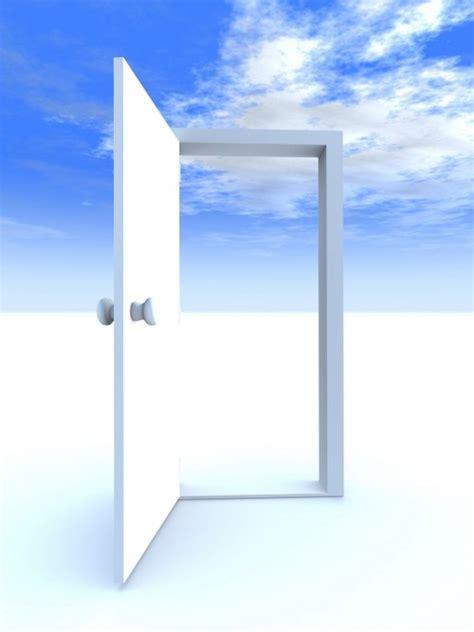 follow  bliss   universe  open doors