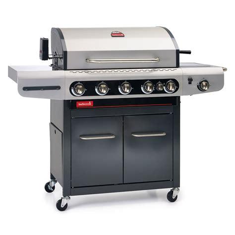 cuisiner avec barbecue a gaz barbecook barbecue gaz siesta 612 avec plancha et