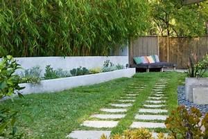Allée De Jardin Pas Cher : am nagement jardin 27 id es pour int grer le bambou ~ Carolinahurricanesstore.com Idées de Décoration