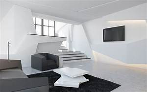 Futuristic interior design for Futuristic house interior
