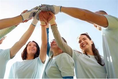 Volunteer Health Being Well Regular Volunteers Benefits