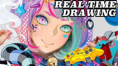 Draw A Real Time Drawing Hypersonic Club Adobe Illustrator Real Time Drawing