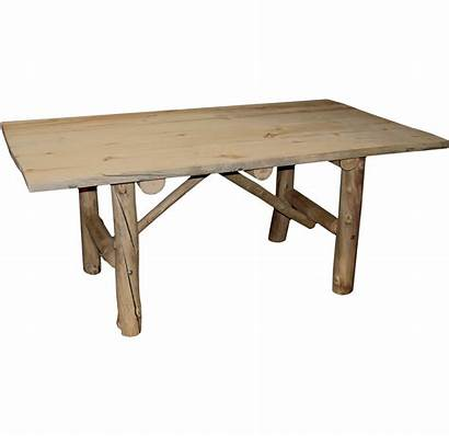 Picnic Aspen Benches Rustic Tables