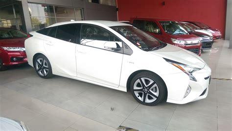 Toyota Prius 4th Generation