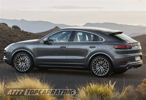 porsche cayenne coupe turbo specifications photo