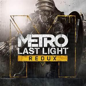 Metro Last Light Cover Metro Last Light Redux 2014 Linux Box Cover Art
