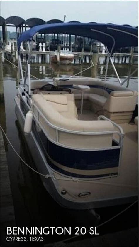 Bennington Boats Sold by Sold Bennington 20 Sl Boat In Cypress Tx 091955