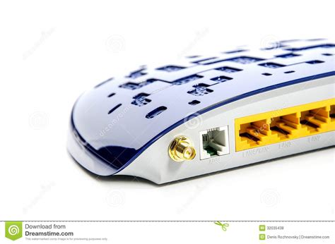 router royalty free stock 32035438
