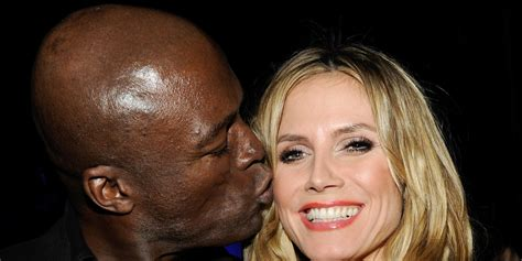 Heidi Klum And Seal Are Not Getting Back Together Singer