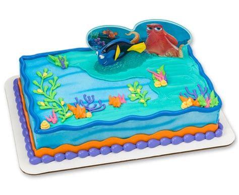 disney finding dory fintastic adventures cake decoration