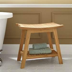 Tabouret De Rangement : banc salle de bain un petit meuble avantageux et distingu ~ Teatrodelosmanantiales.com Idées de Décoration