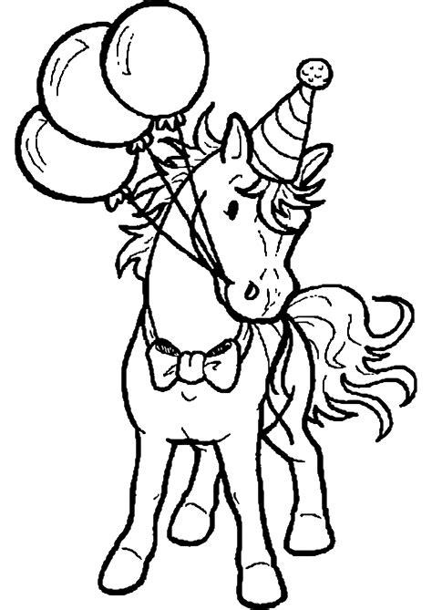 ausmalbilder pferde geburtstag pferde und bibi und tina
