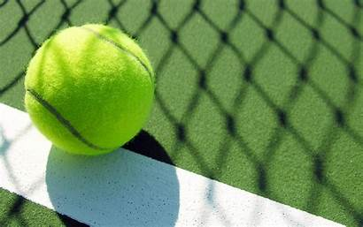 Tennis Ball Wallpapers Sports Open Courts