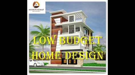 front house low budget home designs indian small house design ideas