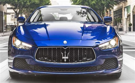 maserati ghibli grill 2018 maserati ghibli gets new lights and grille the auto