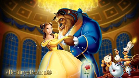 Beauty And The Beast (1991) In 15 Minutes Hd