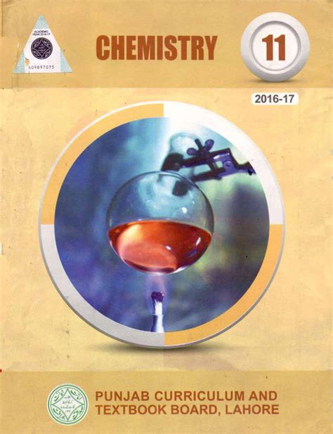 Chemistry Part 1 For 11th Class Free Download In PDF