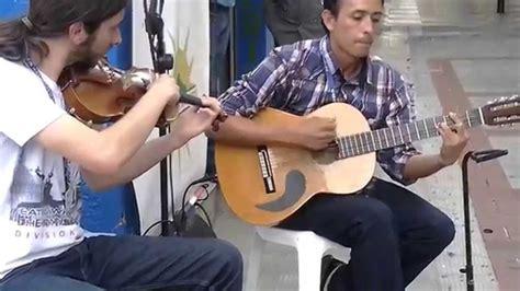 Afuera Caifanes Violin Y Guitarra