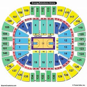 The Awesome And Beautiful Vivint Smart Home Arena Seating
