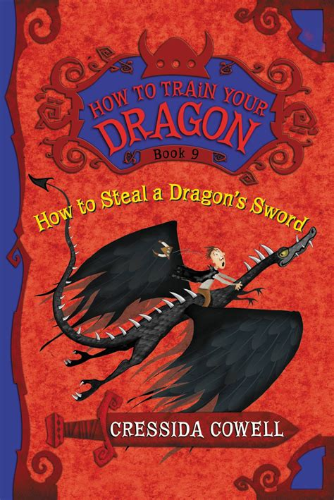 How To Train Your Dragon How To Steal A Dragon's Sword
