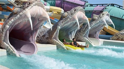 8 Of The Middle East's Weird And Wonderful Theme Parks