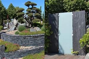 Der Naturstein Garten : natursteinmauern ~ Markanthonyermac.com Haus und Dekorationen