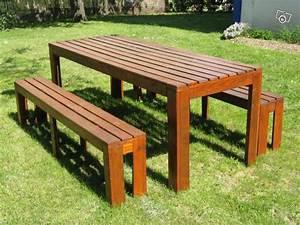 Plan De Table Palette : meubles en palette page 2 ~ Dode.kayakingforconservation.com Idées de Décoration