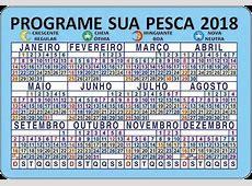 Guaporé Pesca Hotel Calendário 2018