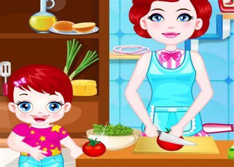 jeux de cuisine gratuit nouveaux lulu cuisine avec maman sur jeux fille gratuit