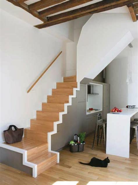 cuisine design sous l escalier 224 voir design feria