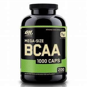 Optimum Nutrition Bcaa 1000mg Capsules