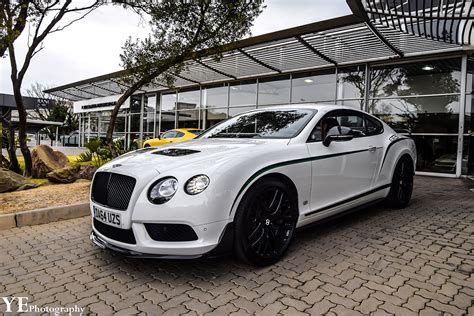 Bentley Continental Gt3-r Spotted In South Africa