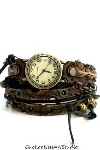 Leather Wrap Bracelet Watches for Women