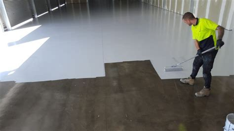 Concrete Painting Perth   Painted Concrete Floors Perth