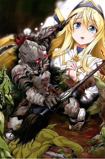 Goblin Slayer Priestess Character Wallpapers Armor Yande