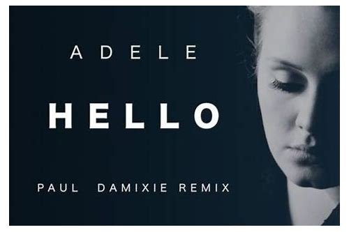 hello adele remix download