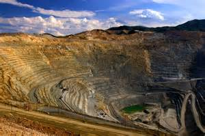 Kennecott Copper Mine Utah