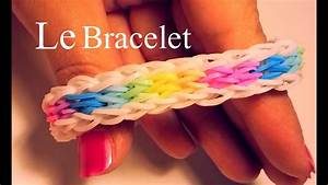 Bracelet Avec Elastique : comment faire un bracelet avec des lastiques sans machine youtube ~ Melissatoandfro.com Idées de Décoration